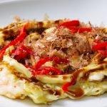 recipe card okonomiyaki