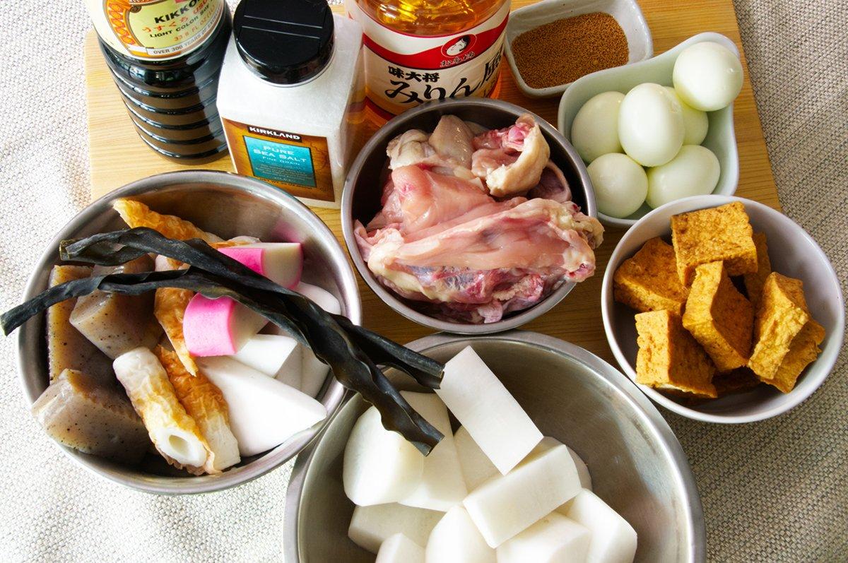 japanese oden stew ingredients