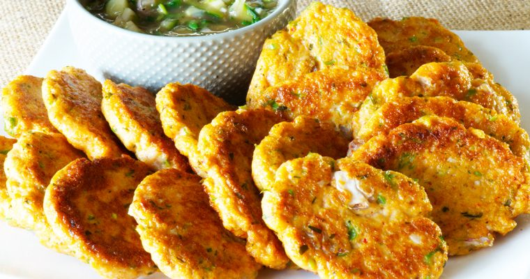 Thai Fried Fish Cakes