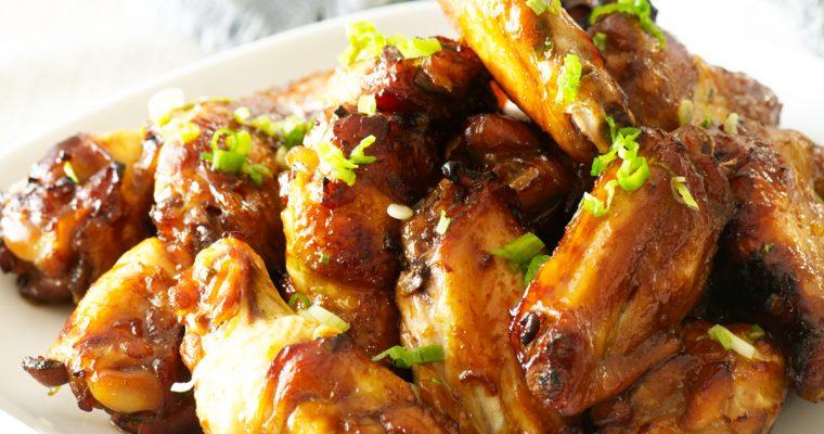 Sriracha Honey Wings