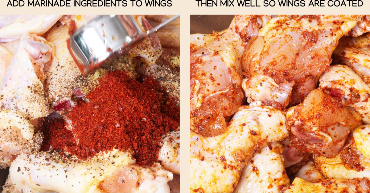 korean fried chicken marinade