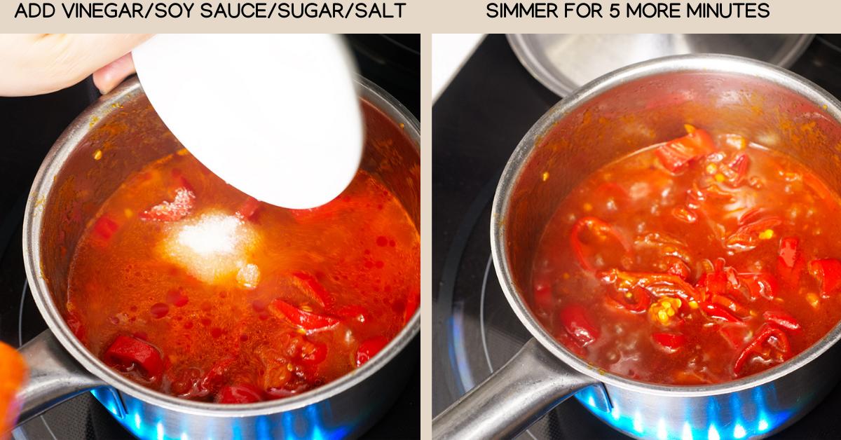 homemade sriracha seasonings