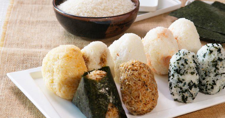 Omusubi Rice Balls