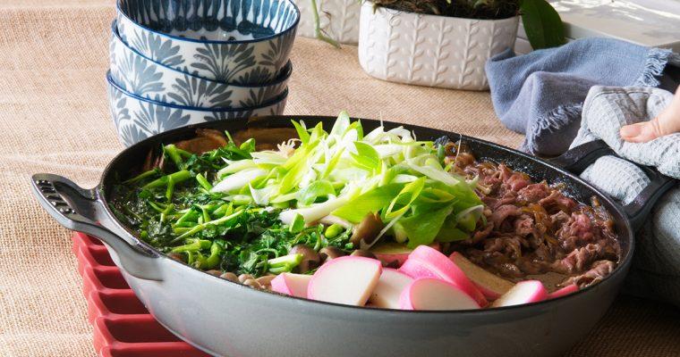 Sukiyaki Noodles