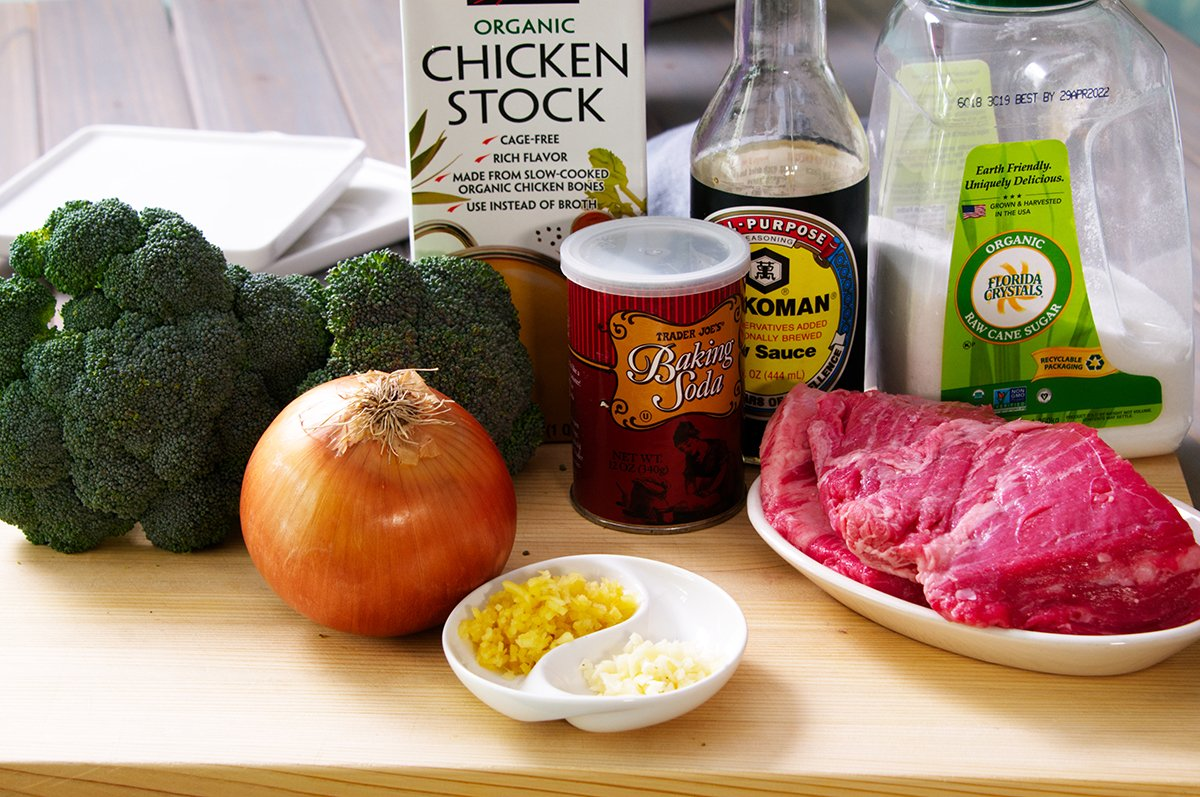 beef broccoli ingredients