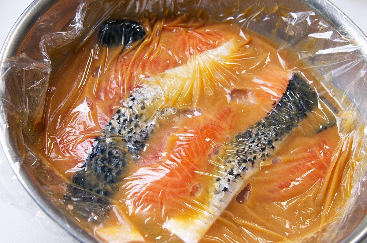 miso salmon cover